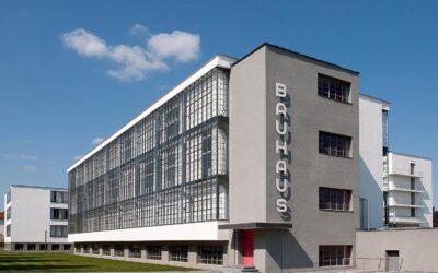 Què ens aporta la Bauhaus, cent anys després?